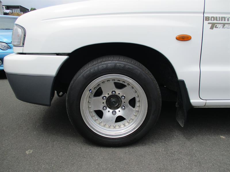 image-8, 2002 MAZDA BOUNTY STD CAB W/S 2WD DX at Dunedin