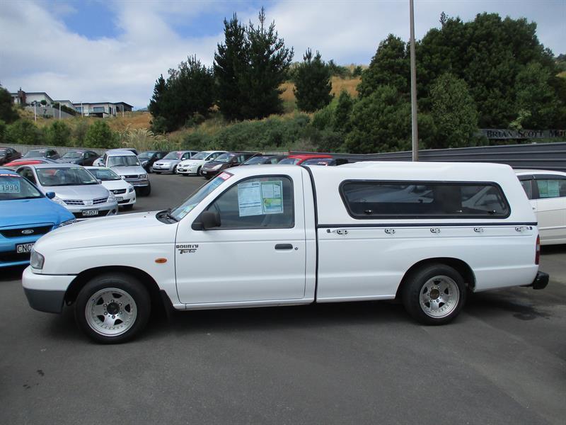 image-7, 2002 MAZDA BOUNTY STD CAB W/S 2WD DX at Dunedin