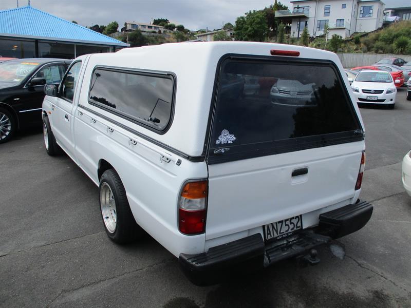 image-6, 2002 MAZDA BOUNTY STD CAB W/S 2WD DX at Dunedin
