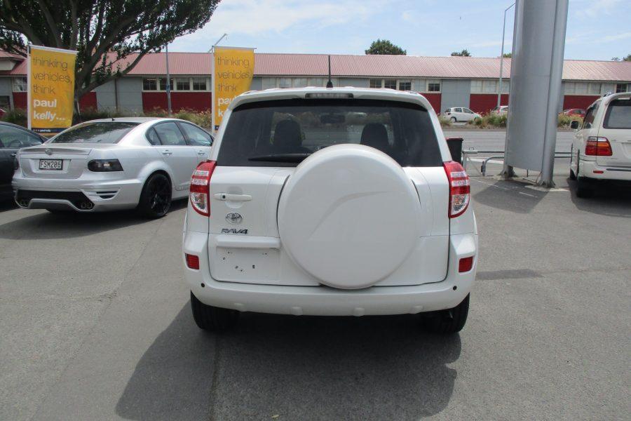 image-3, 2008 TOYOTA RAV4 4WD SPORT at Christchurch