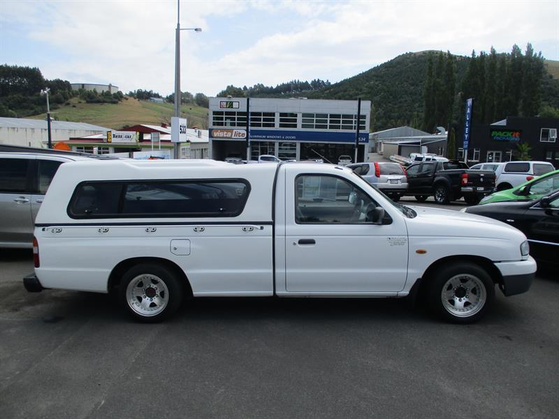 image-2, 2002 MAZDA BOUNTY STD CAB W/S 2WD DX at Dunedin