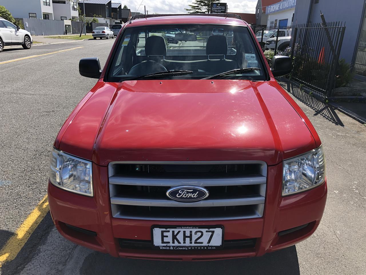 image-3, 2008 Ford Ranger XL 2WD S/Cab at Christchurch