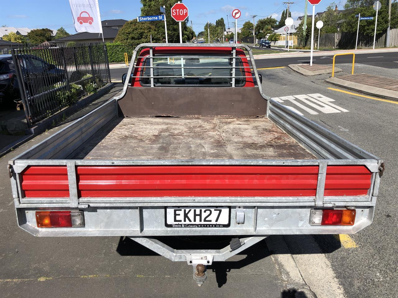 image-4, 2008 Ford Ranger XL 2WD S/Cab at Christchurch