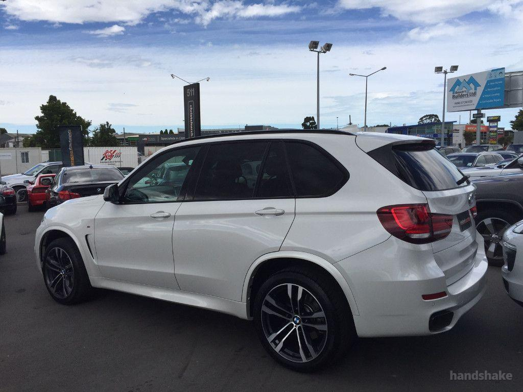 Image 2 2016 Bmw X5 50d Motorsport 7 Seater At Christchurch