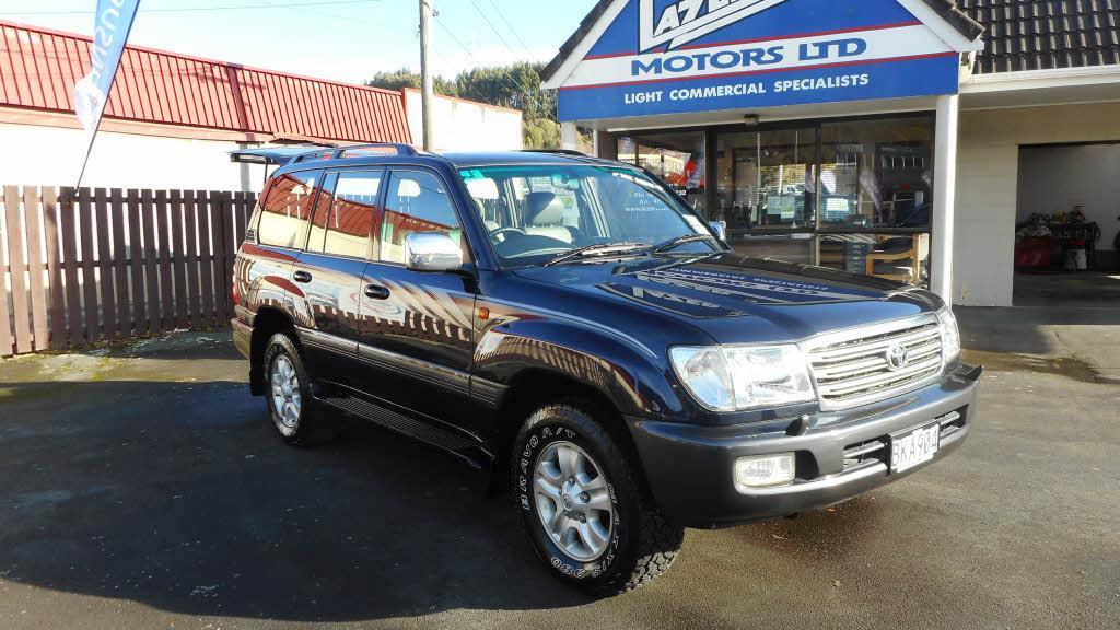 image-0, 2003 Toyota Landcruiser 4.2TD 4WD VX Ltd TD VX LTD at Dunedin