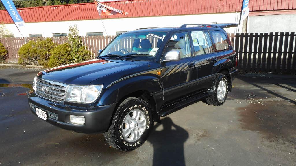 image-2, 2003 Toyota Landcruiser 4.2TD 4WD VX Ltd TD VX LTD at Dunedin