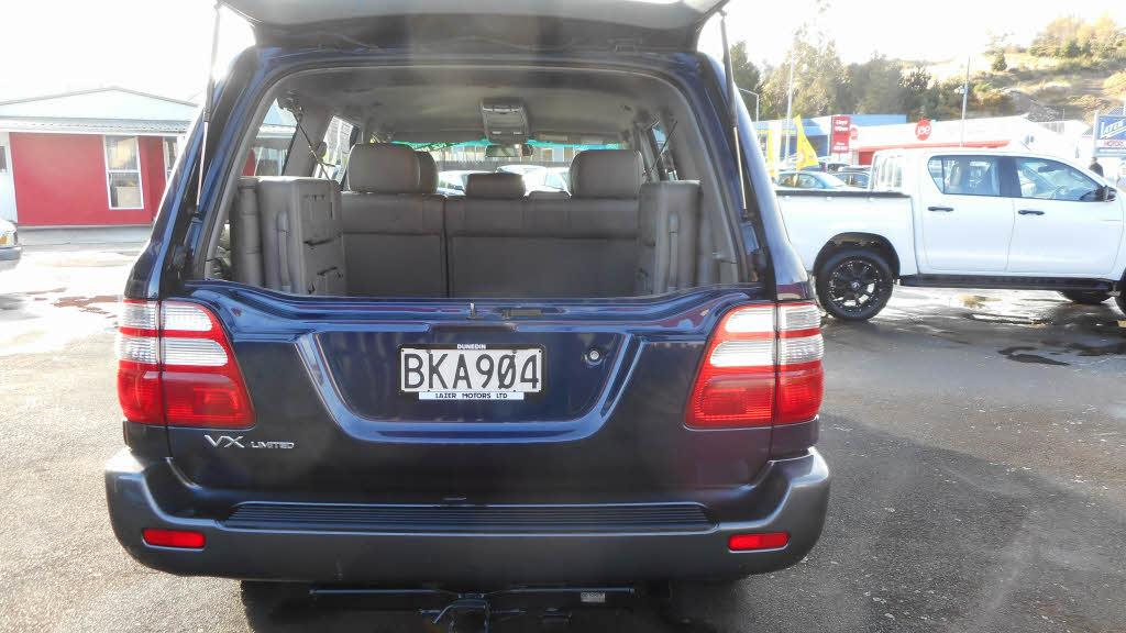 image-3, 2003 Toyota Landcruiser 4.2TD 4WD VX Ltd TD VX LTD at Dunedin