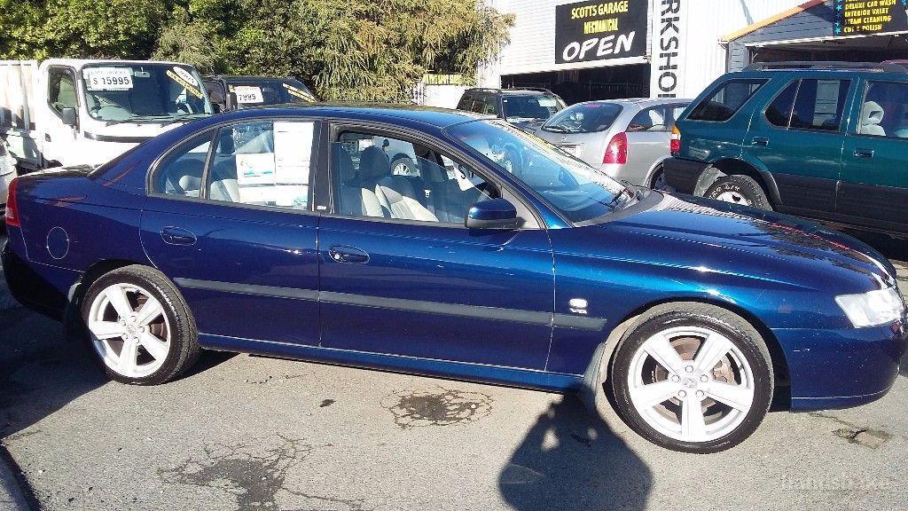 2008 Holden COMMODORE ACCLAIM FULL LEATHER TRIM