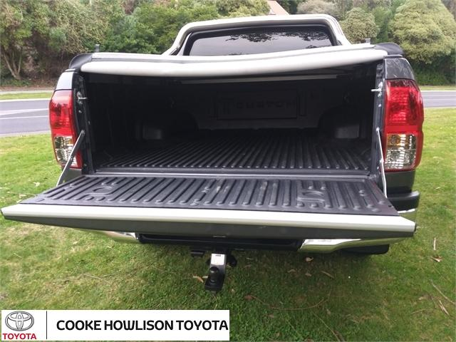 image-10, 2017 Toyota Hilux 4WD SR5 LIMITED 2.8DT DOUBLE CAB at Dunedin