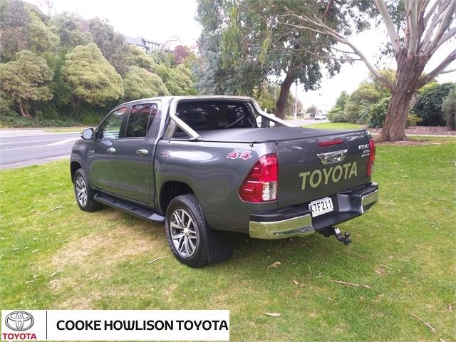 image-4, 2017 Toyota Hilux 4WD SR5 LIMITED 2.8DT DOUBLE CAB at Dunedin