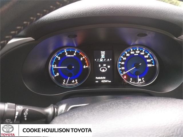 image-19, 2017 Toyota Hilux 4WD SR5 LIMITED 2.8DT DOUBLE CAB at Dunedin