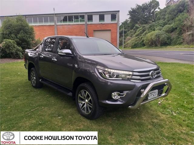 image-1, 2017 Toyota Hilux 4WD SR5 LIMITED 2.8DT DOUBLE CAB at Dunedin