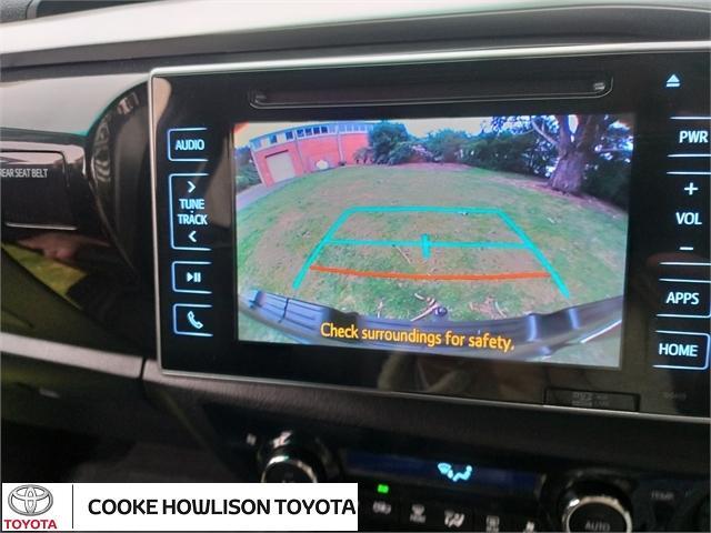 image-18, 2017 Toyota Hilux 4WD SR5 LIMITED 2.8DT DOUBLE CAB at Dunedin