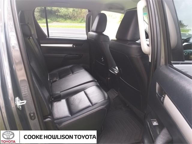 image-11, 2017 Toyota Hilux 4WD SR5 LIMITED 2.8DT DOUBLE CAB at Dunedin