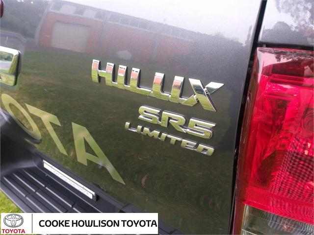 image-9, 2017 Toyota Hilux 4WD SR5 LIMITED 2.8DT DOUBLE CAB at Dunedin
