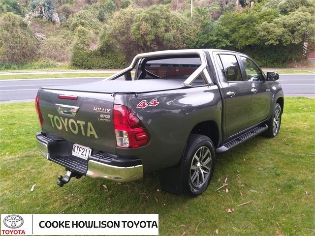 image-6, 2017 Toyota Hilux 4WD SR5 LIMITED 2.8DT DOUBLE CAB at Dunedin