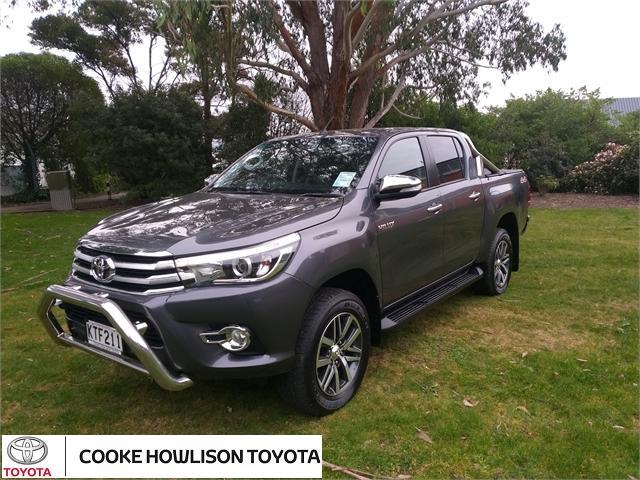 image-3, 2017 Toyota Hilux 4WD SR5 LIMITED 2.8DT DOUBLE CAB at Dunedin