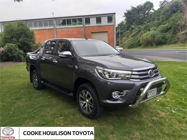 image-0, 2017 Toyota Hilux 4WD SR5 LIMITED 2.8DT DOUBLE CAB at Dunedin