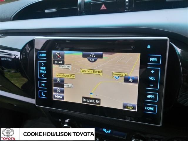 image-16, 2017 Toyota Hilux 4WD SR5 LIMITED 2.8DT DOUBLE CAB at Dunedin