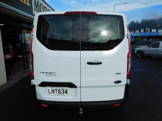 image-3, 2018 Ford TRANSIT CUSTOM at Dunedin
