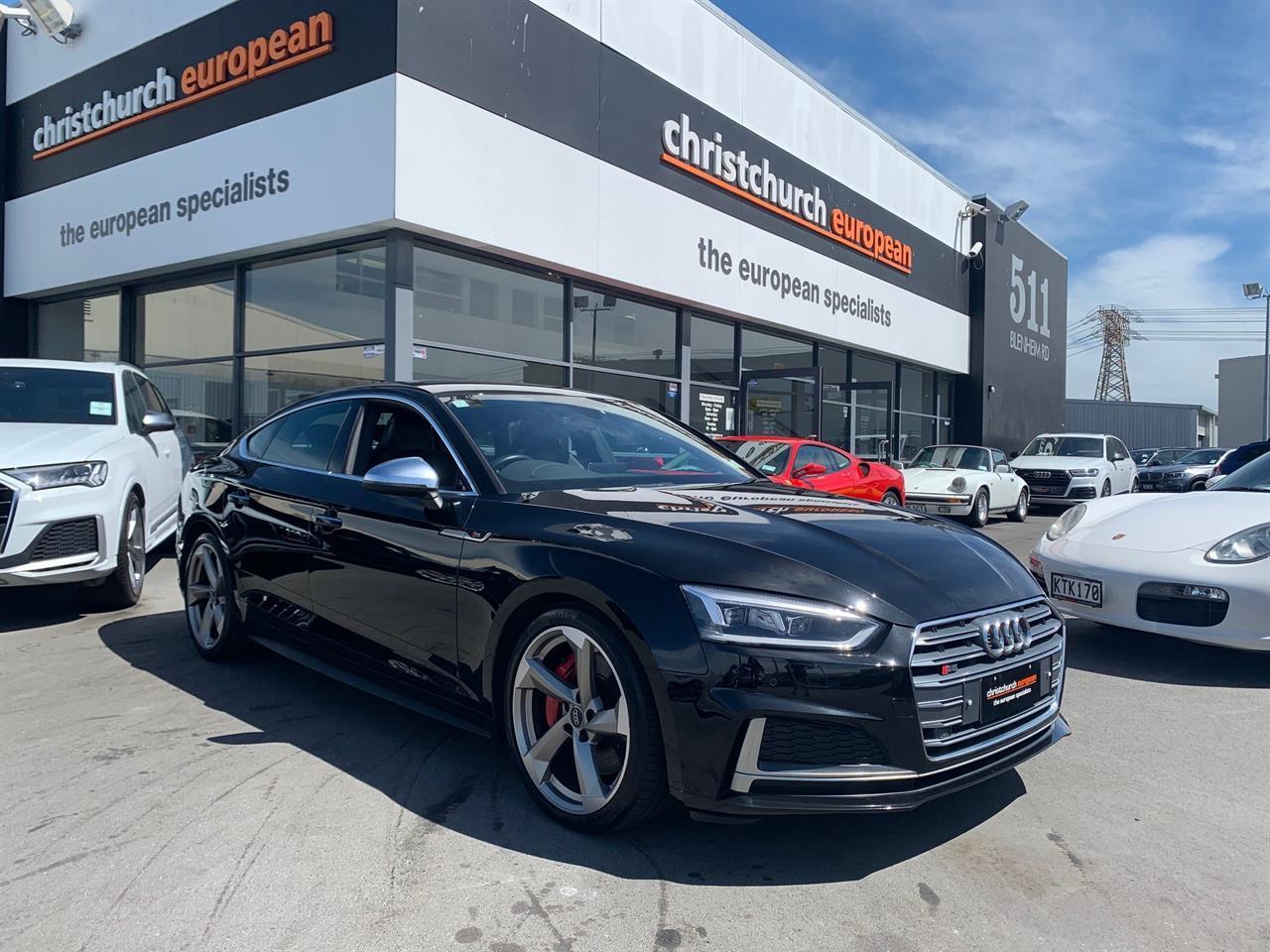image-0, 2017 Audi S5 Sportback Quattro New Model at Christchurch