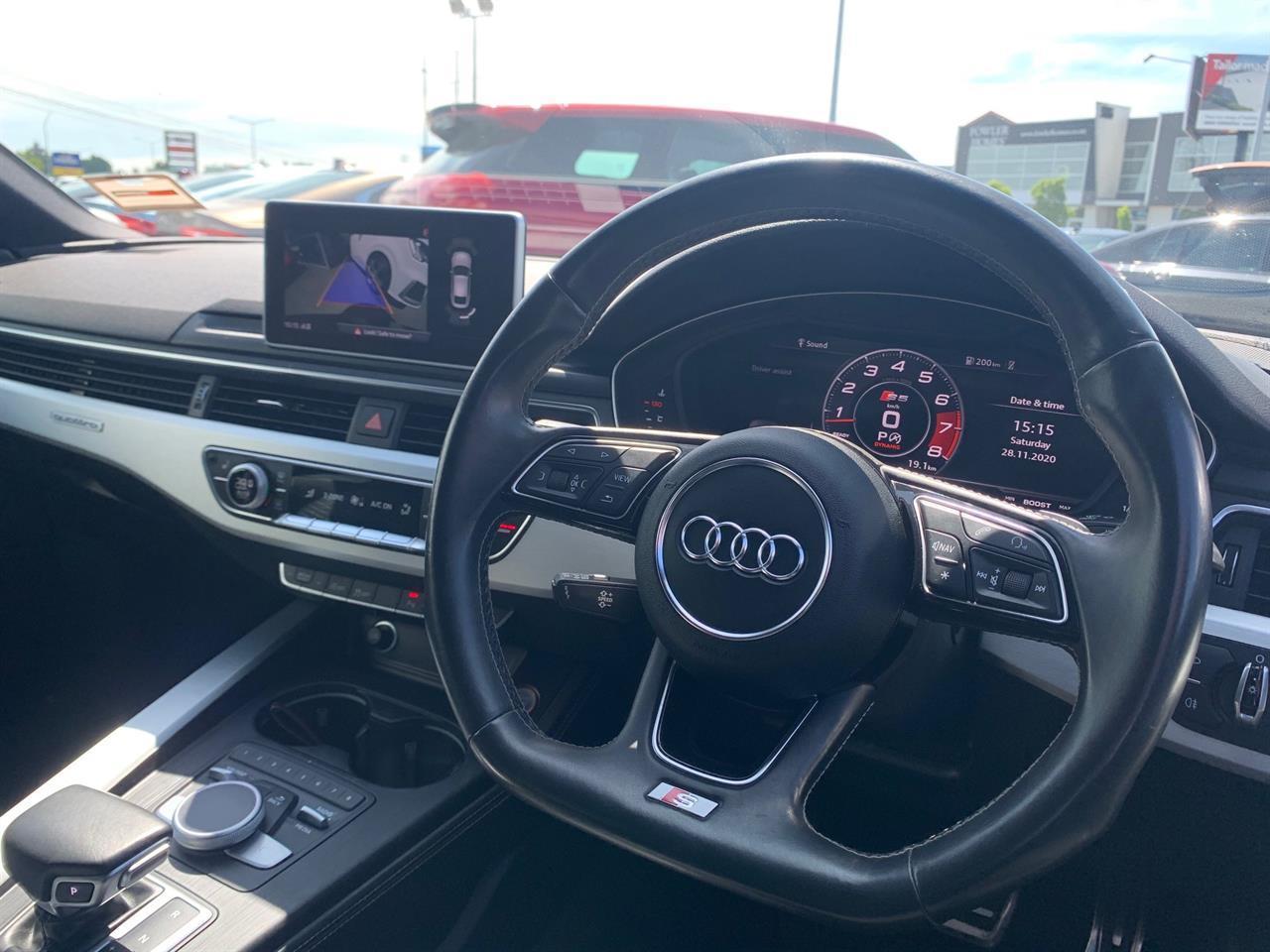image-12, 2017 Audi S5 Sportback Quattro New Model at Christchurch
