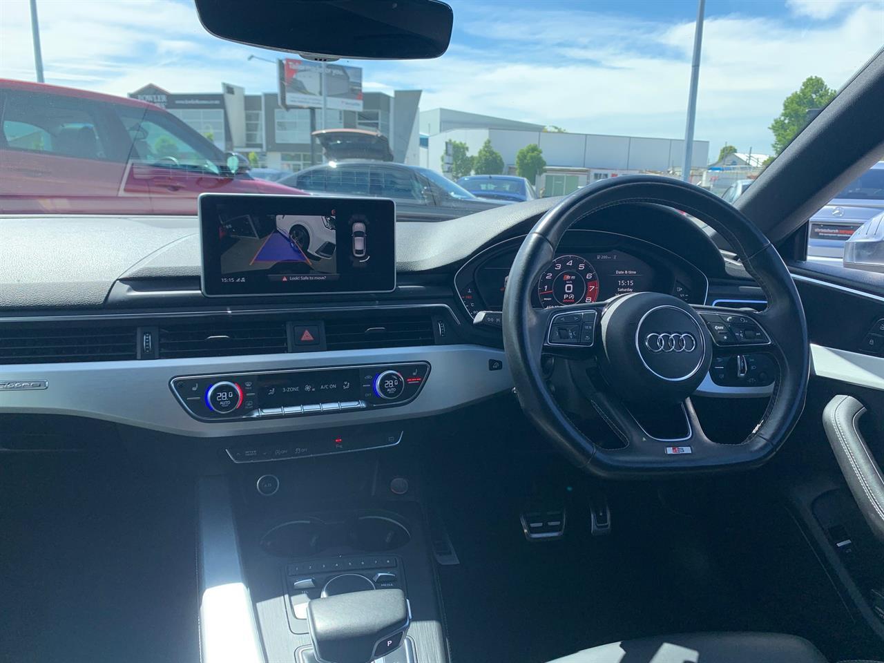 image-10, 2017 Audi S5 Sportback Quattro New Model at Christchurch