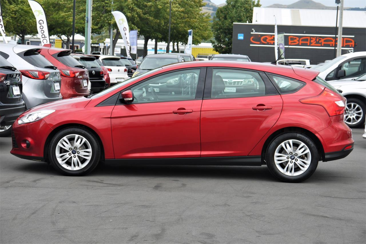 image-5, 2013 Ford Focus at Christchurch