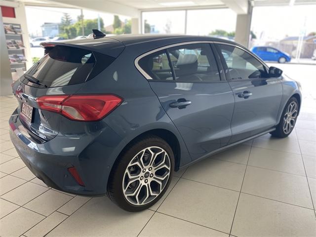 image-5, 2019 Ford Focus Titanium 1.5L AUTO Hatch at Timaru