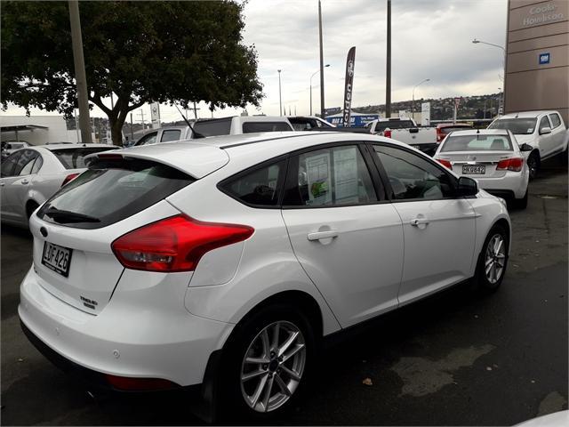 image-4, 2018 Ford Focus TREND 1.5 AUTO HATCH at Dunedin