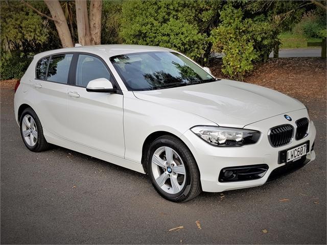 image-1, 2019 BMW 118i SportLine at Dunedin