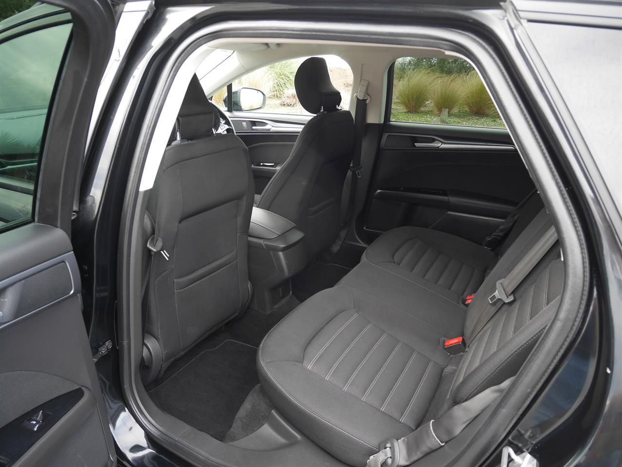 image-9, 2015 FORD MONDEO Ambiente 2.0 TDCi Wagon at Invercargill