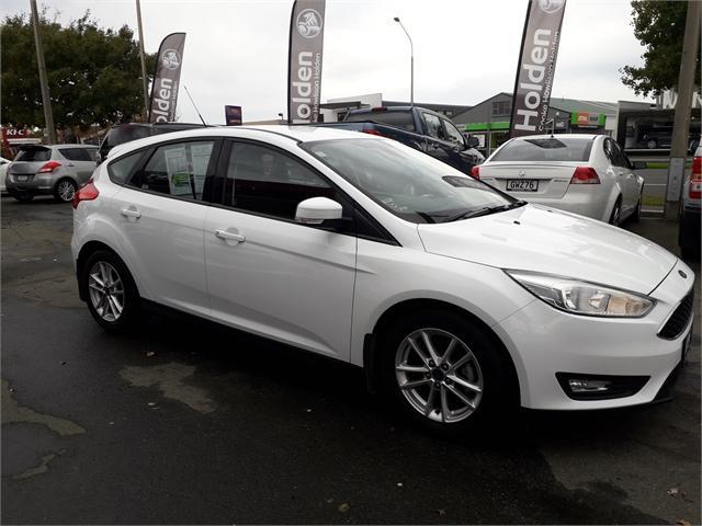 image-0, 2018 Ford Focus TREND 1.5 AUTO HATCH at Dunedin