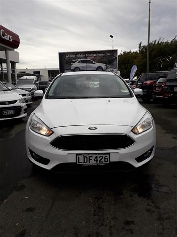image-2, 2018 Ford Focus TREND 1.5 AUTO HATCH at Dunedin