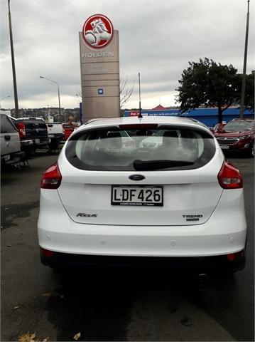 image-5, 2018 Ford Focus TREND 1.5 AUTO HATCH at Dunedin