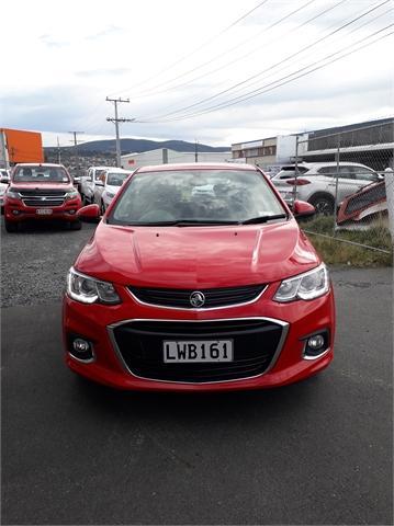 image-2, 2018 Holden Barina LT Hatch 1.6L Auto at Dunedin