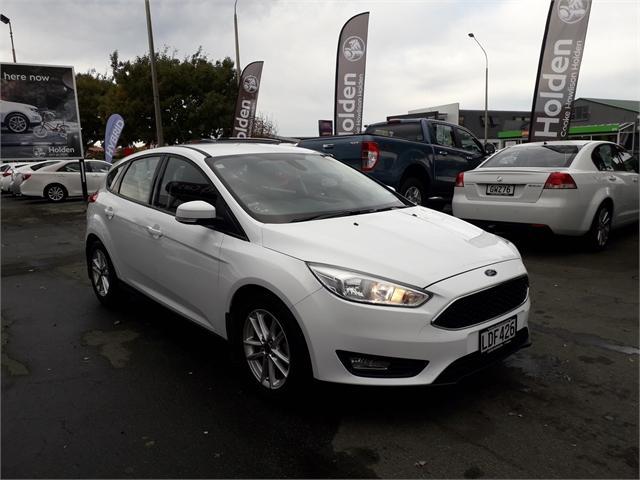 image-1, 2018 Ford Focus TREND 1.5 AUTO HATCH at Dunedin
