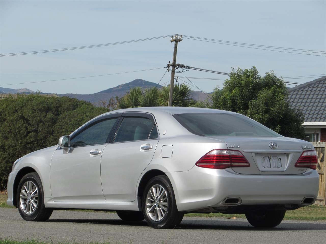 image-2, 2011 Toyota Crown at Christchurch