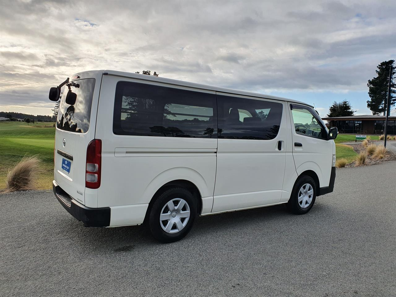 image-4, 2012 Toyota Hiace 5 Door at Christchurch
