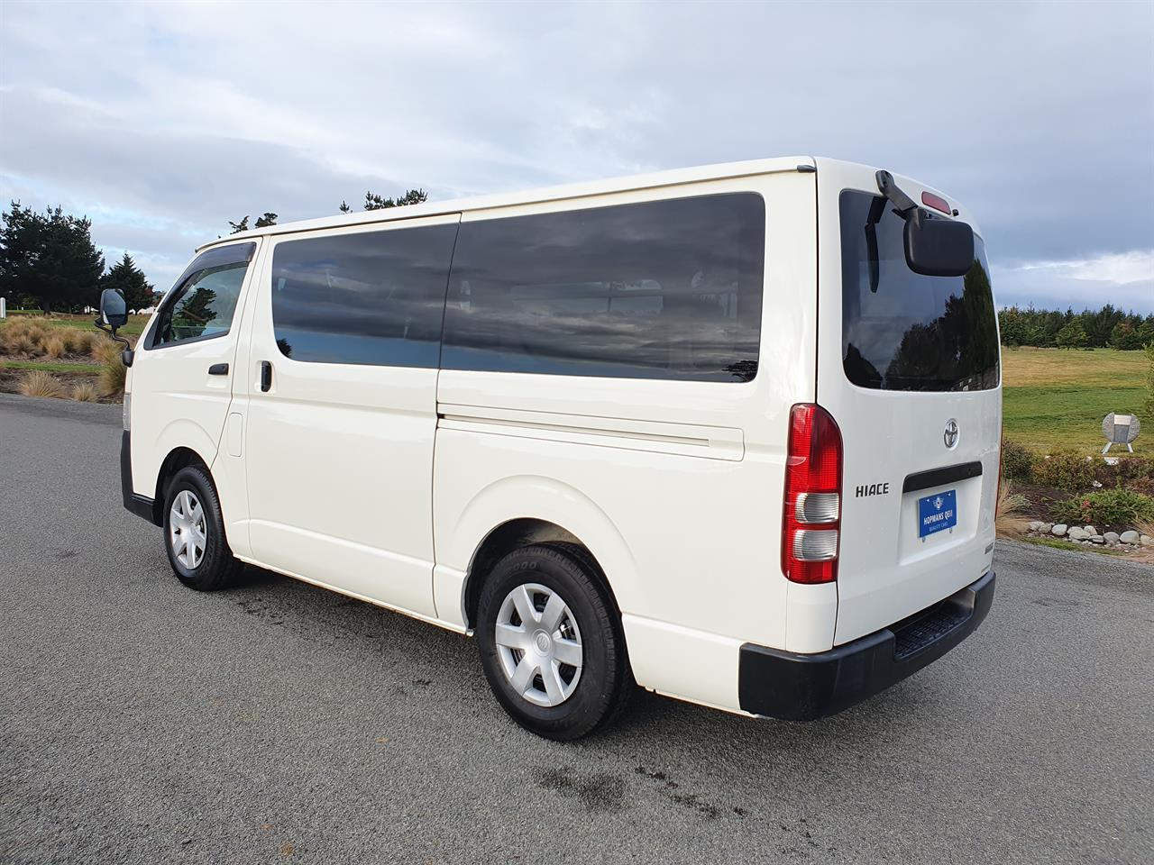 image-3, 2012 Toyota Hiace 5 Door at Christchurch