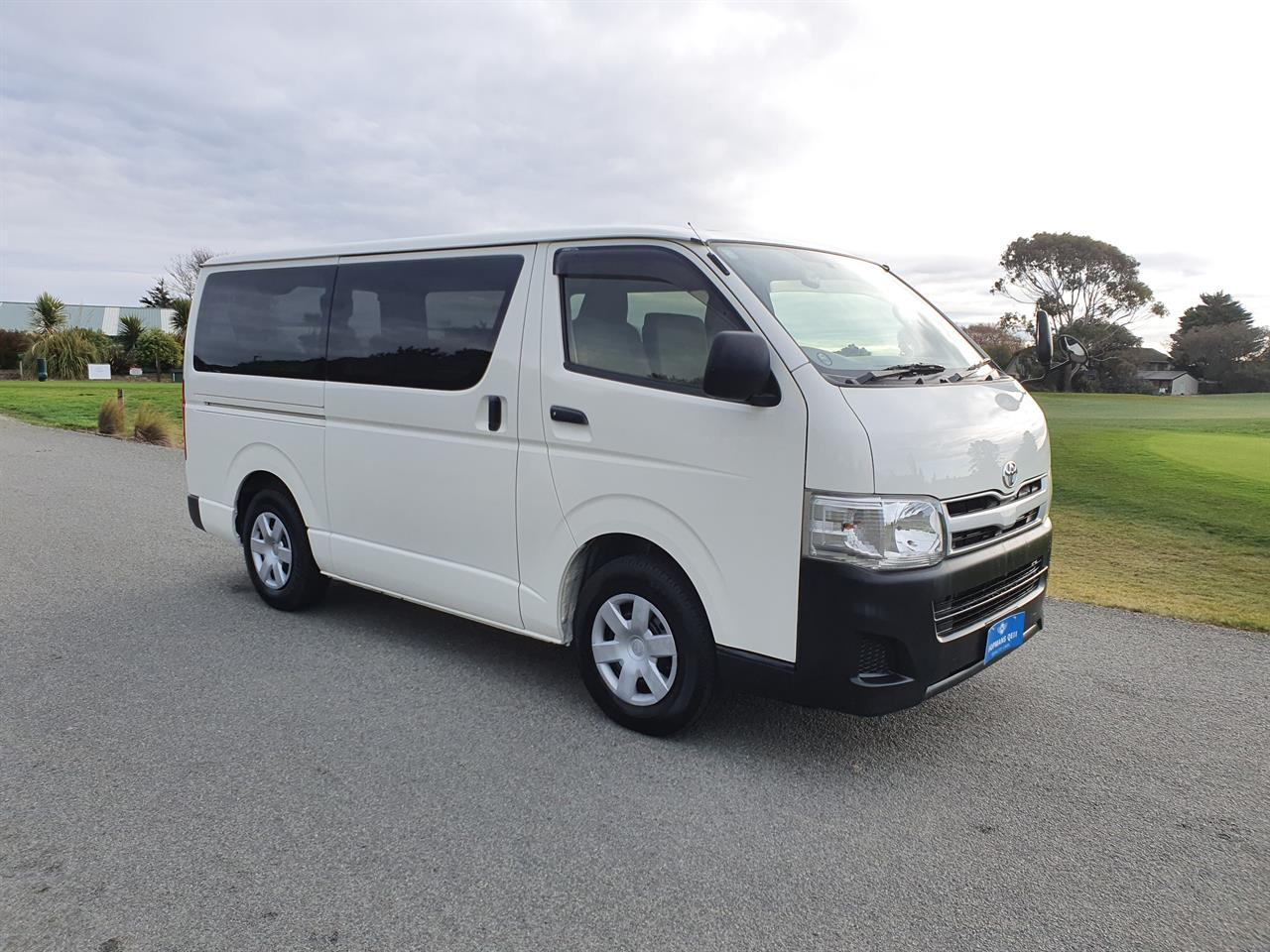 image-0, 2012 Toyota Hiace 5 Door at Christchurch