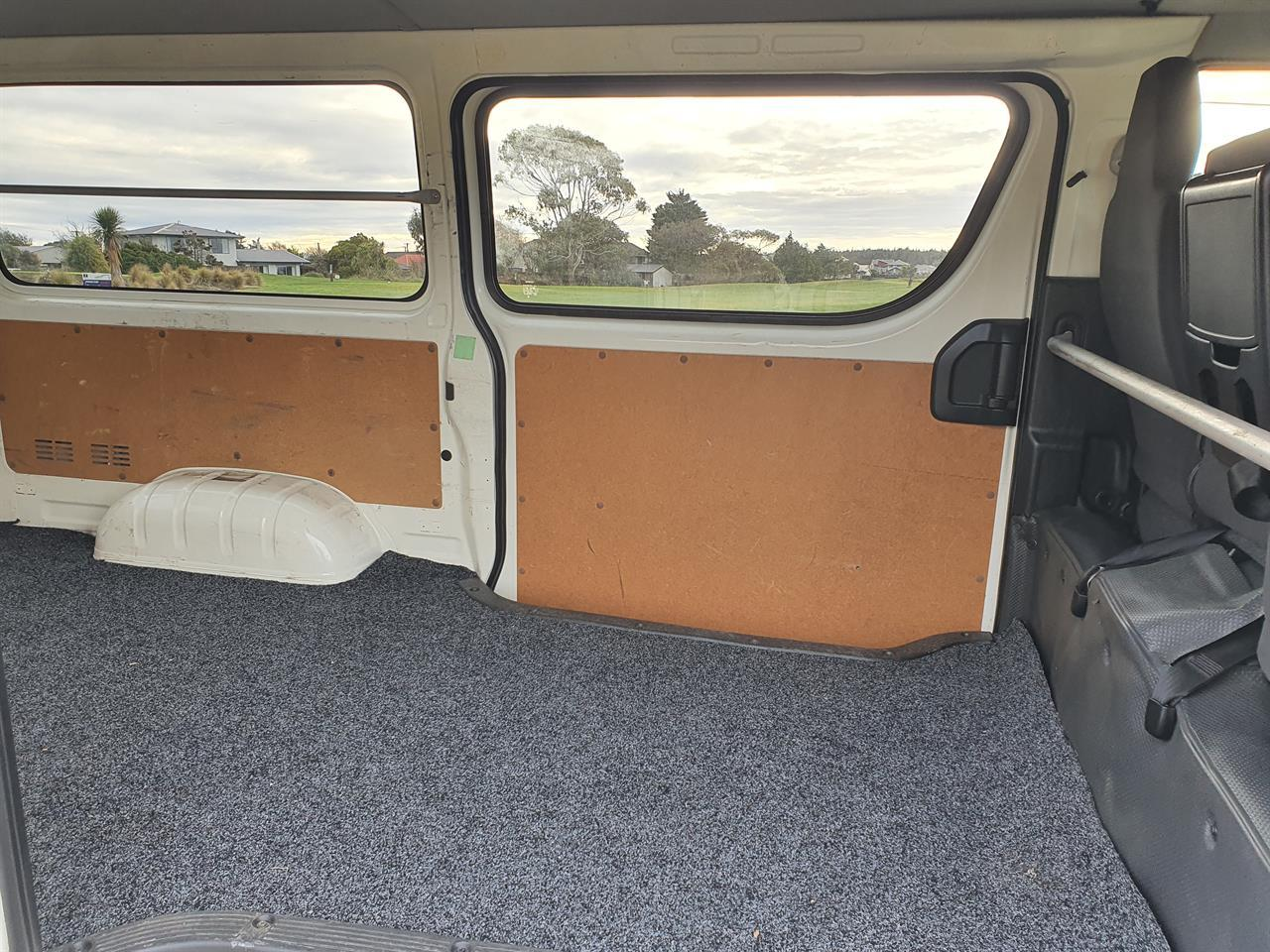 image-7, 2012 Toyota Hiace 5 Door at Christchurch