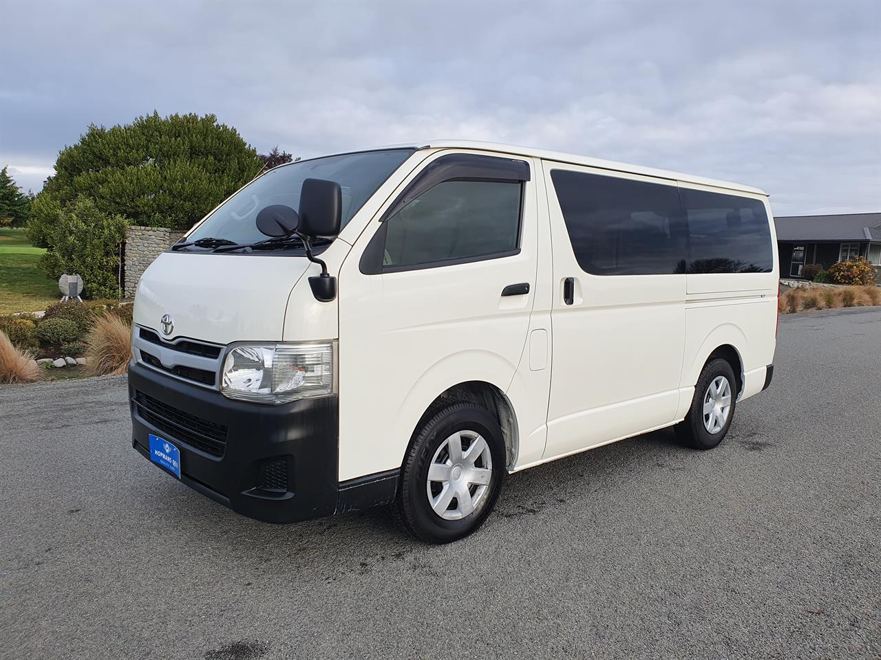 image-2, 2012 Toyota Hiace 5 Door at Christchurch