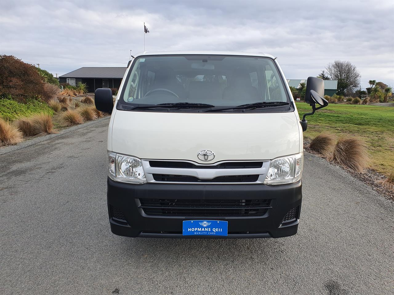 image-1, 2012 Toyota Hiace 5 Door at Christchurch