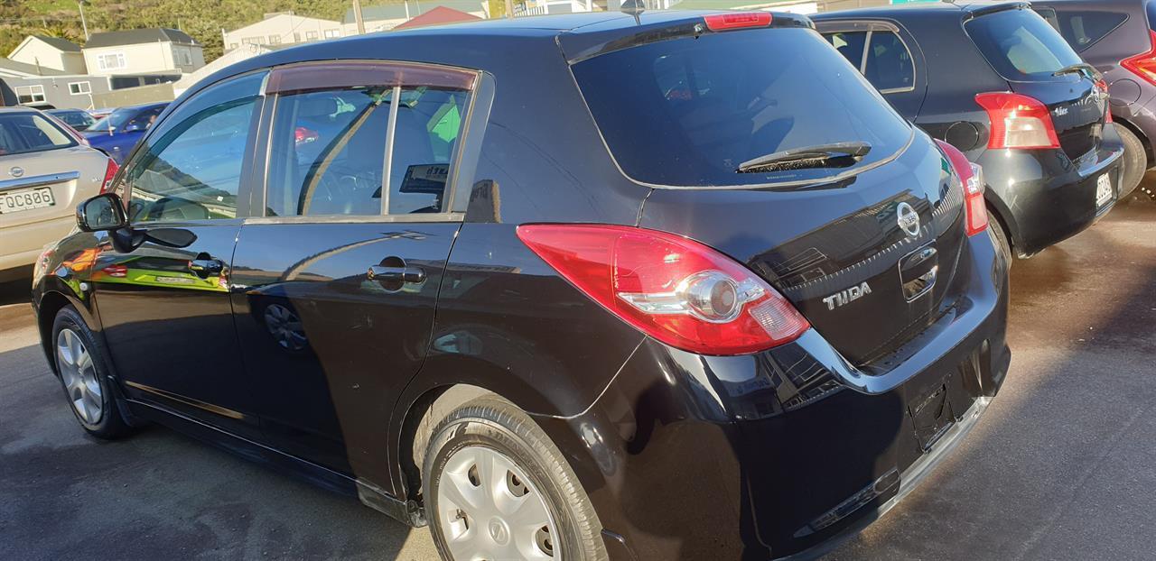 image-1, 2009 Nissan Tiida Hatch at Greymouth