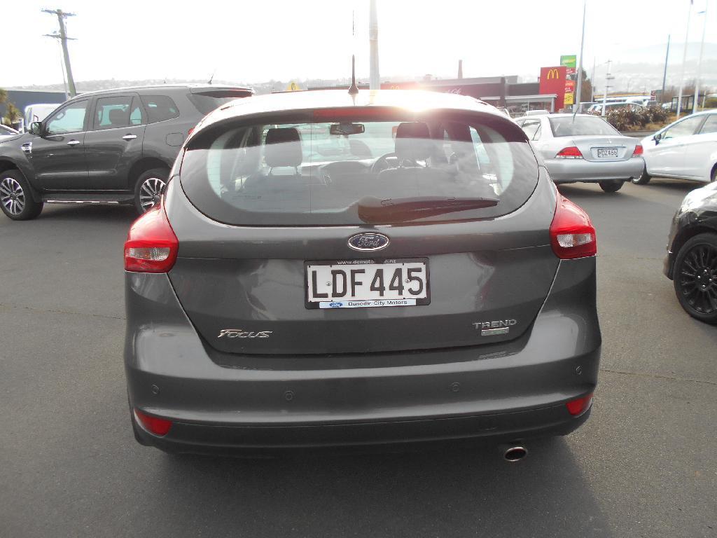 image-4, 2018 Ford FOCUS Trend 1.5 Petrol ecoboost at Dunedin