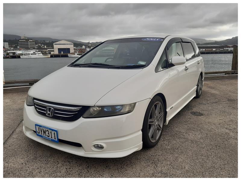 image-10, 2005 Honda Odyssey Absolute 7 Seats at Dunedin
