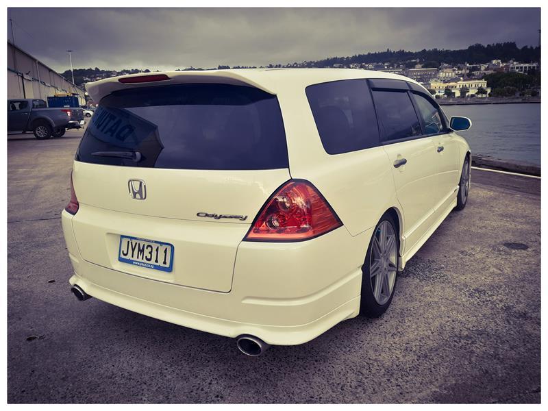 image-4, 2005 Honda Odyssey Absolute 7 Seats at Dunedin