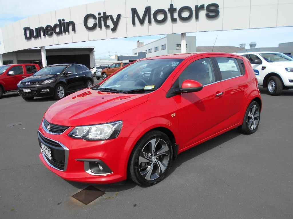 image-0, 2018 Holden Barina LT 1.6 Petrol  Auto Hatch at Dunedin