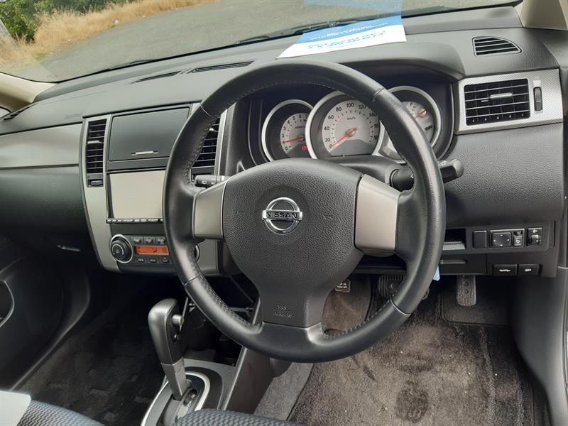 image-19, 2009 Nissan Tiida No Deposit Finance at Dunedin